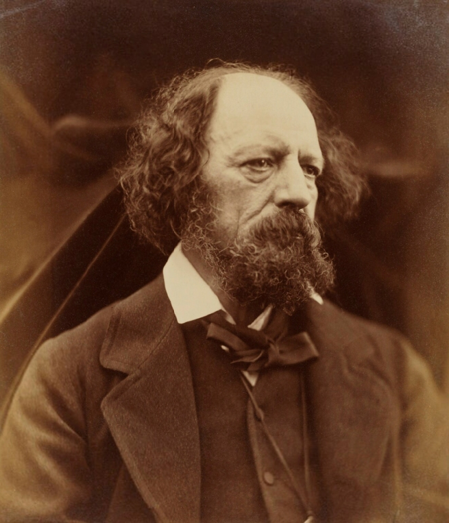 Julia Margaret Cameron (1815-79) 'Alfred, Lord Tennyson' 3 June 1869