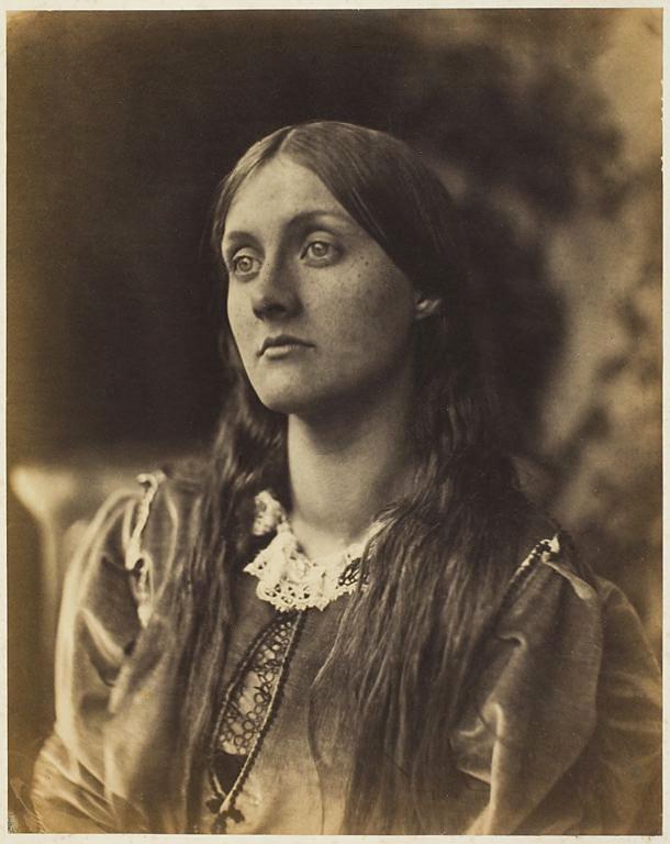 Julia Margaret Cameron (1815-79) 'Julia Jackson' 1864