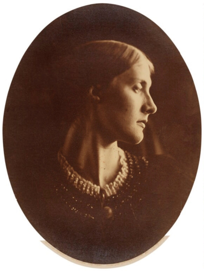 Julia Margaret Cameron (1815-79) 'Julia Prinsep Stephen (née Jackson, formerly Mrs Duckworth)' 1867