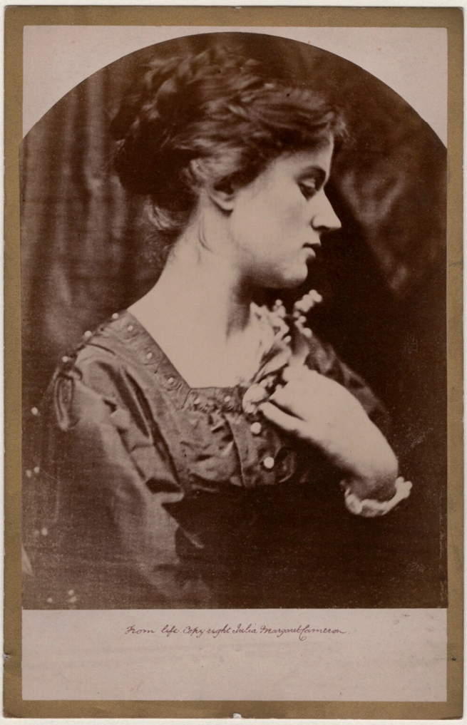 Julia Margaret Cameron (1815-79) 'Marie Stillman (née Spartali)' 1868