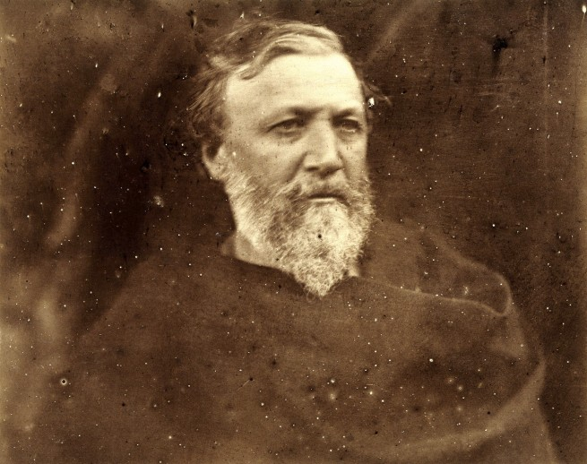 Julia Margaret Cameron (1815-79) 'Robert Browning' 1865