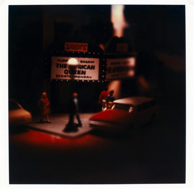 David Levinthal. 'Untitled' 1983-85