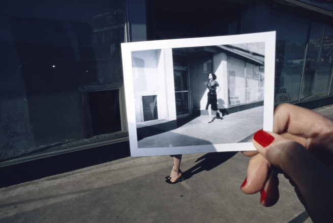 Guy Bourdin. 'Charles Jourdan' 1978