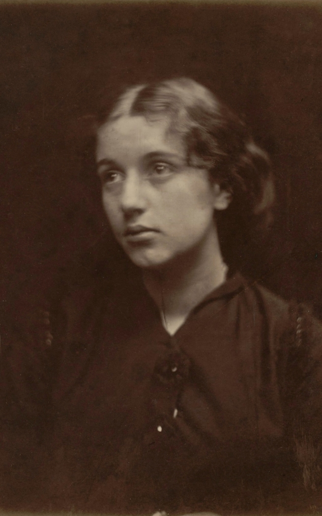 Julia Margaret Cameron (1815-79) 'Virginia Dalrymple' 1868-70