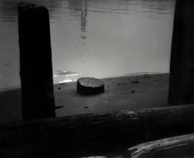 Minor White(American, 1908-1976) 'East Side of Willamette' c. 1939