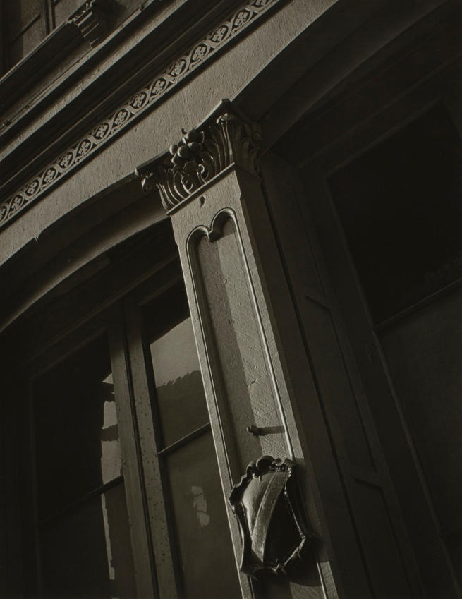 Minor White(American, 1908-1976) 'Detail (227 Southeast Front Street)' 1938