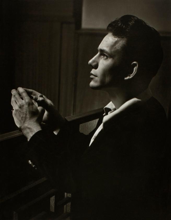 Minor White(American, 1908-1976) 'Untitled (Man Praying)' c. 1939