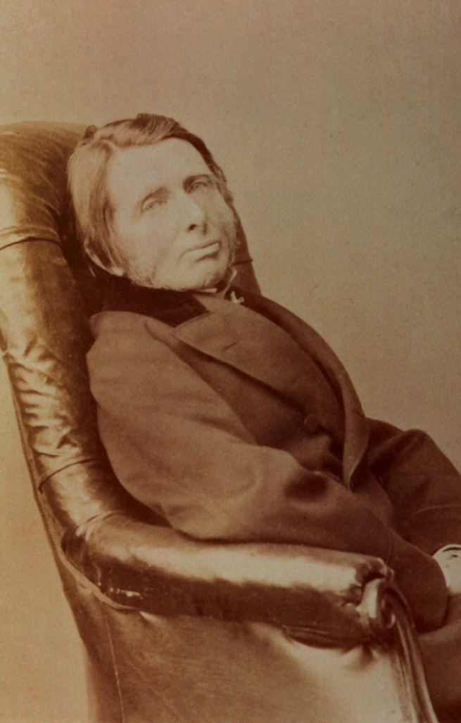 Lewis Carroll (1832-98) 'John Ruskin' 6 March 1875