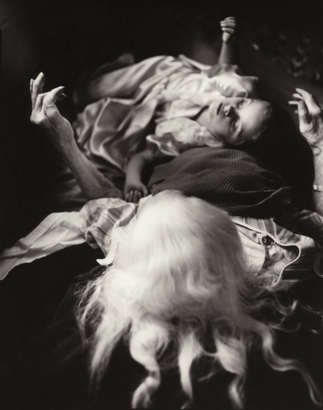 Sally Mann (American, b. 1951) 'The Two Virginias #4' 1991