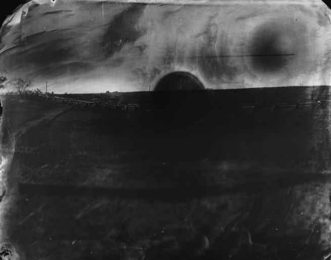 Sally Mann (American, b. 1951) 'Battlefields, Antietam (Black Sun)' 2001