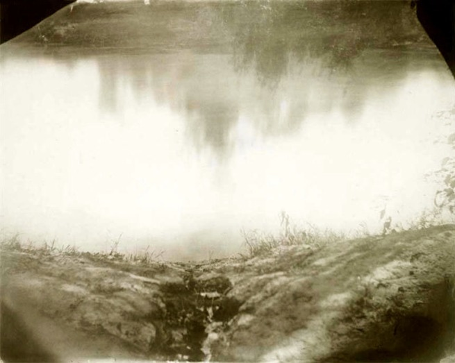 Sally Mann (b. 1951) 'Deep South, Untitled (Emmett Till River Bank)' 1998