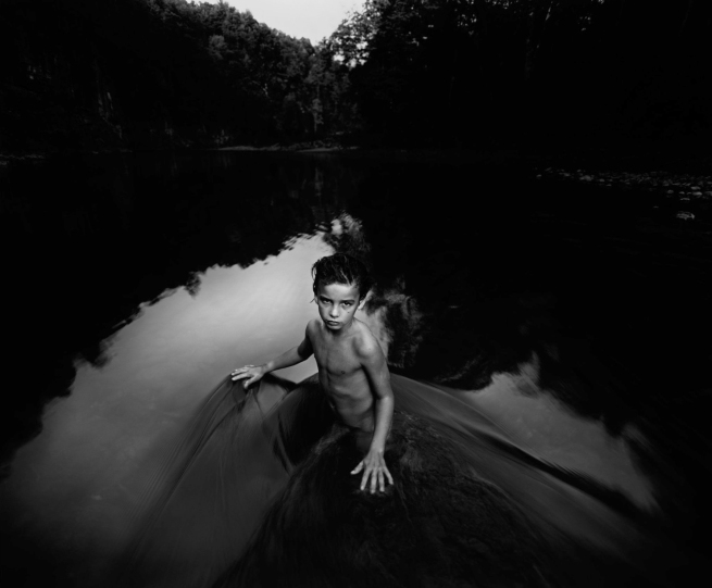 Sally Mann (American, b. 1951) 'The Last Time Emmett Modeled Nude' 1987