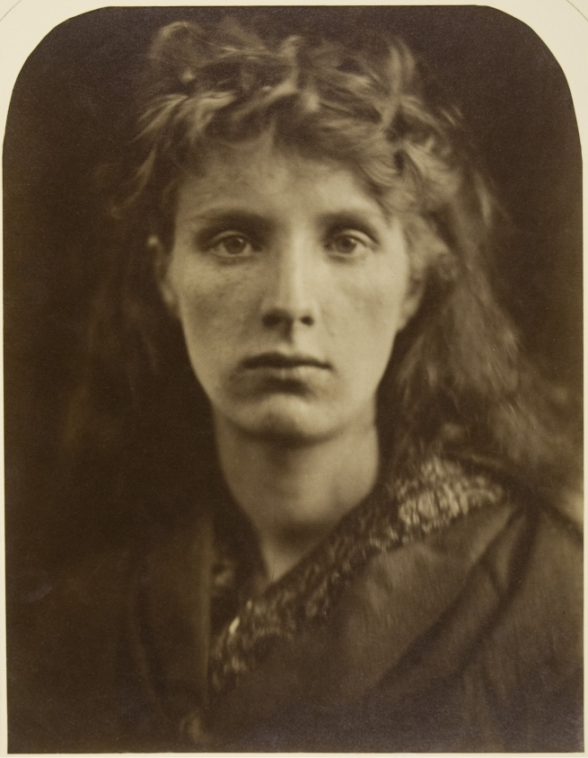 Julia Margaret Cameron (1815-79) 'Mountain Nymph, Sweet Liberty' 1866
