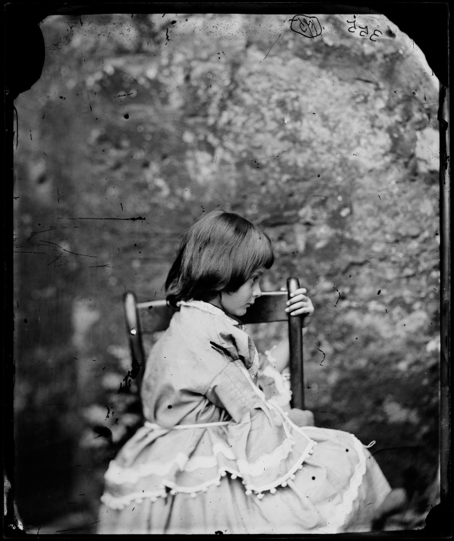 Lewis Carroll (1832-98) 'Alice Liddell' Summer 1858