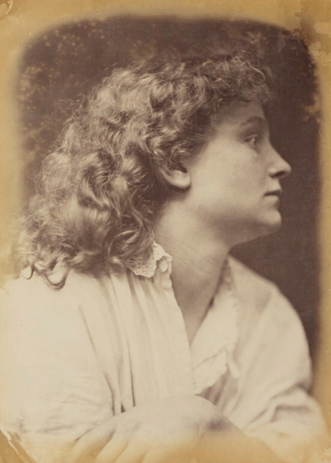 Oscar Rejlander (1813-75) 'Unknown woman' 1860-1866