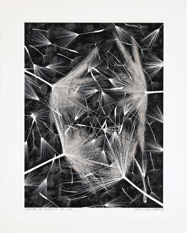 Pierre-Louis Martin. 'Graines de Pissenlit' 1990