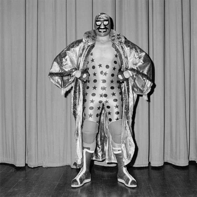 Polixeni Papapetrou. 'Mr Wrestling' 1992