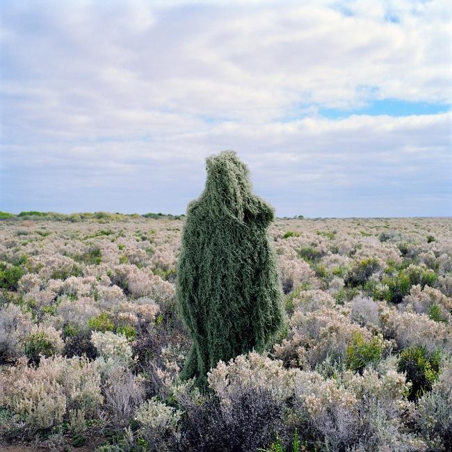 Polixeni Papaetrou. 'Scrub Man' 2012