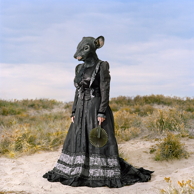 Polixeni Papapetrou. 'The Mourner' 2012