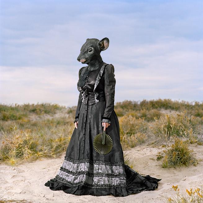 Polixeni Papapetrou. 'The Mourner' 2012