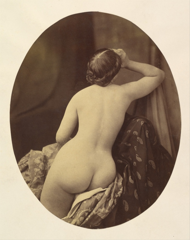 Oscar Rejlander (1813-75) 'Ariadne' 1857
