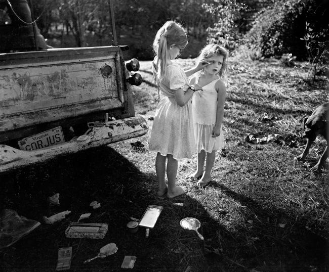Sally Mann(American, b. 1951) 'Gorjus' 1989