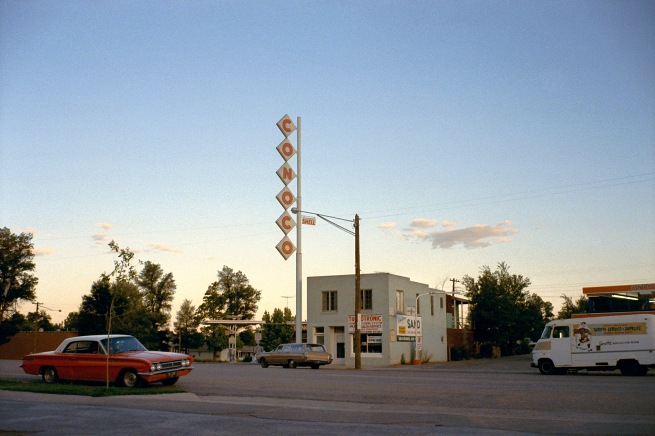 Stephen Shore (American, b. 1947) 'Kanab, Utah, June 1972'