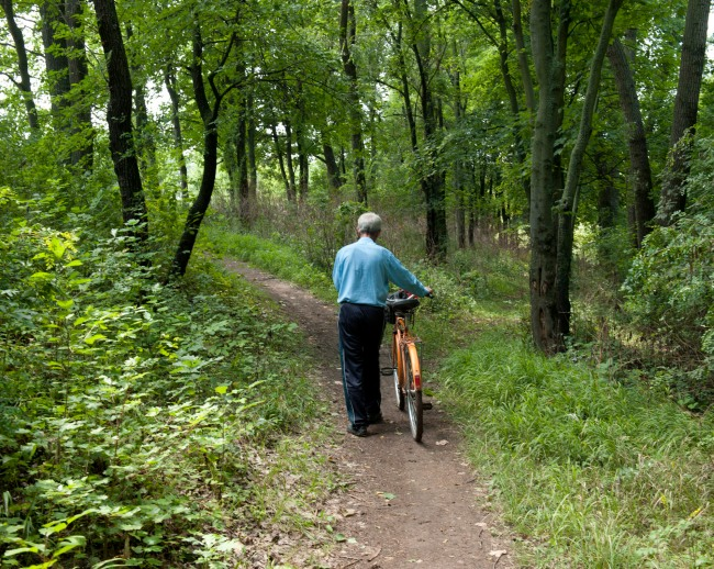 Stephen Shore (American, b. 1947) 'Uman, Cherkaska Province, Ukraine, July 22, 2012'
