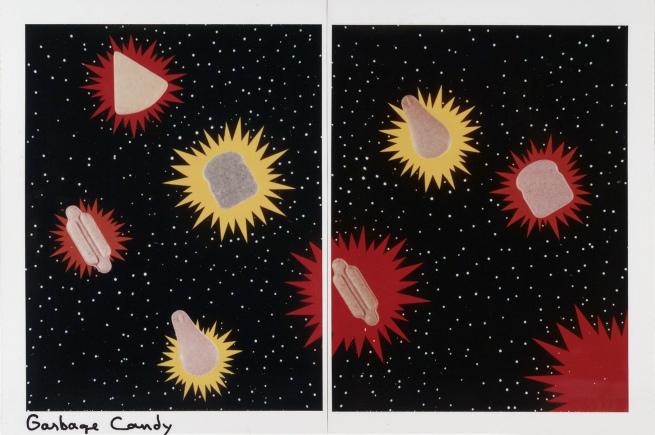 Victor Landweber. 'Garbage Candy' 1979