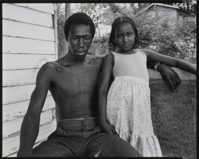 Nicholas Nixon(American, born in 1947) 'Yazoo City, Mississippi' 1979