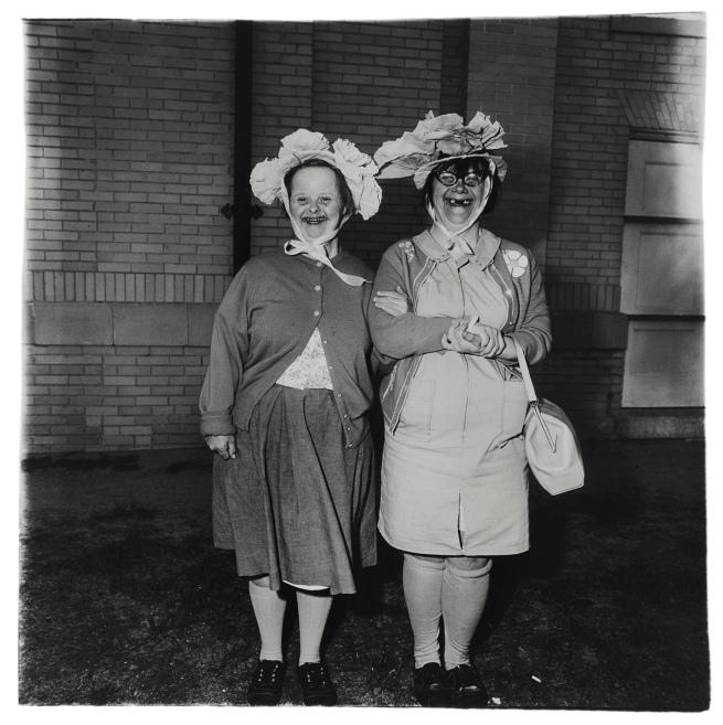 Diane Arbus (1923-71) 'Untitled (1)' 1970-71