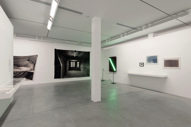 Installation view of the exhibition 'Balthasar Burkhard' at Fotomuseum Winterthur and Fotostiftung Schweiz, Winterthur, Zurich February - May 2018