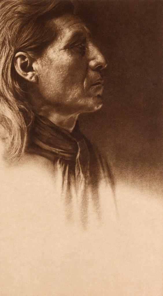 Edward S. Curtis (1868-1952) 'Little Sioux - Arikara' c. 1908