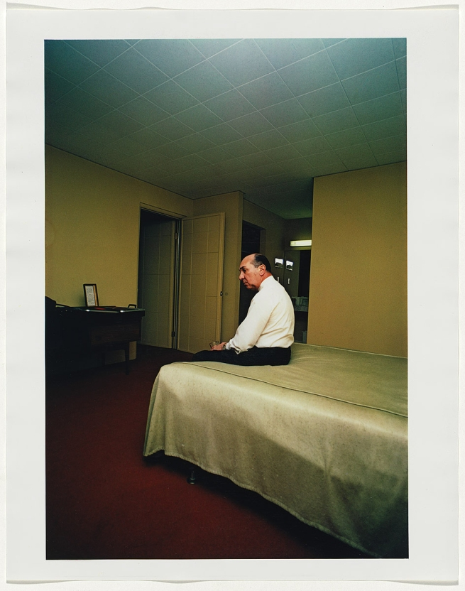 William Eggleston (America,born July 27, 1939) 'Huntsville, Alabama' c. 1971
