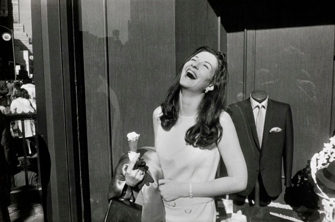 "Garry Winogrand (1928-1984) 'New York City, New York'. From ""Garry Winogrand"" 1970"