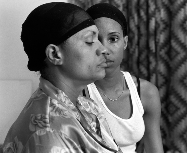 LaToya Ruby Frazier (American, born in 1982) 'Mom' 2008