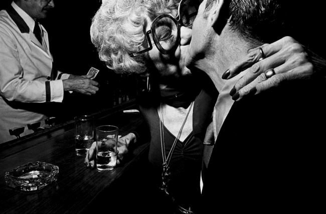 Mary Ellen Mark (1940-2015) 'Untitled' from 'The bar series' 1977