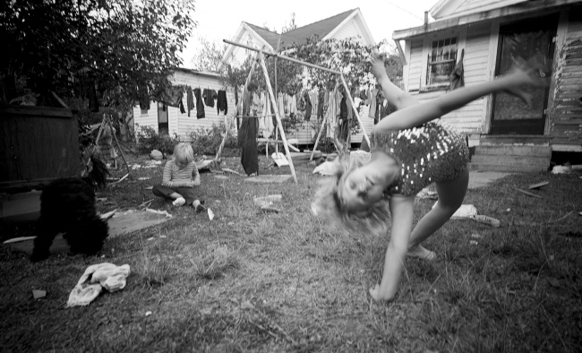 Susan Meiselas(b. 1948, Baltimore) 'Caroline du Sud' 1974