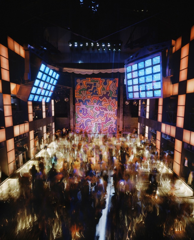 Palladium, New York, 1985