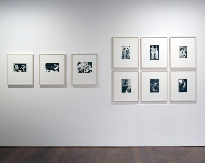 Exhibition view of I-Photo. Japanese Photography 1960-1970 from the Collection