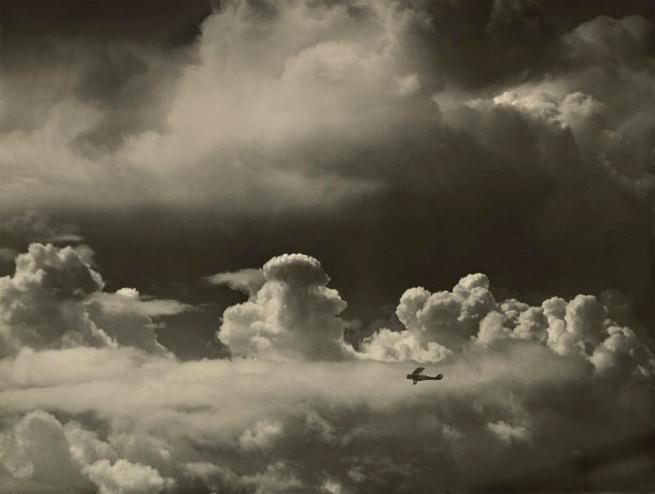 Alfred G. Buckham (1879 - 1956) 'Cloud Turrets' c. 1920