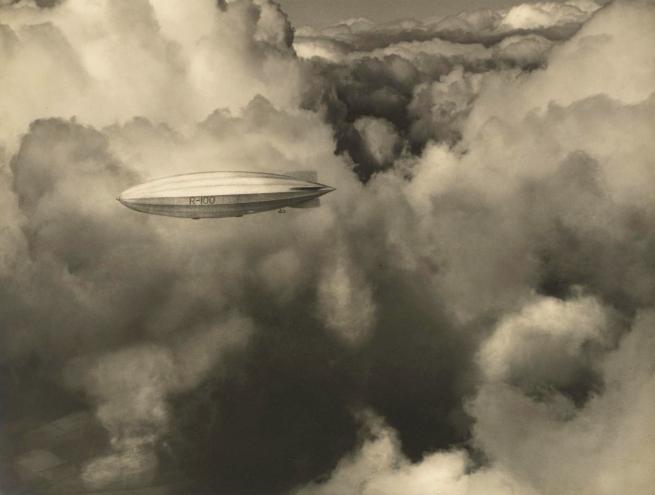 Alfred G. Buckham (1879 - 1956) 'R100' c. 1920