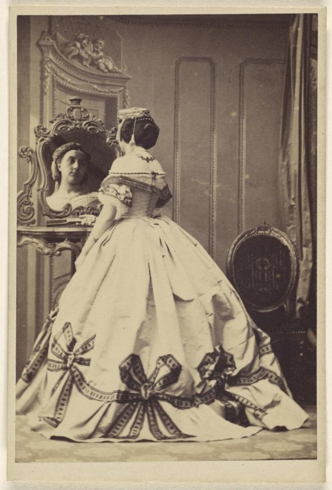 Camille Silvy (French, 1834-1910) '[Madame Camille Silvy]' c. 1863