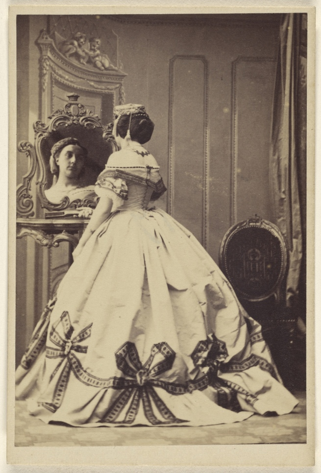 Camille Silvy (French, 1834-1910) '[Madame Camille Silvy]' c. 1863