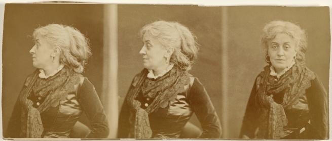 Nadar [Gaspard Félix Tournachon] (French, 1820-1910) '[Mme Ernestine Nadar]' 1880-1883