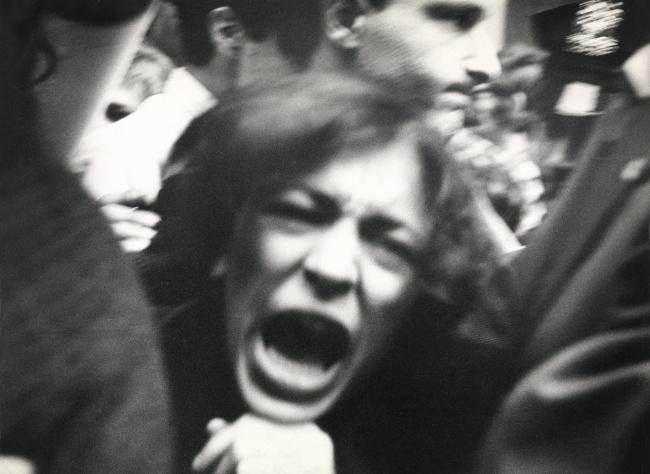 Leonard Freed (American, 1929-2006) 'Demonstration, New York City' 1963