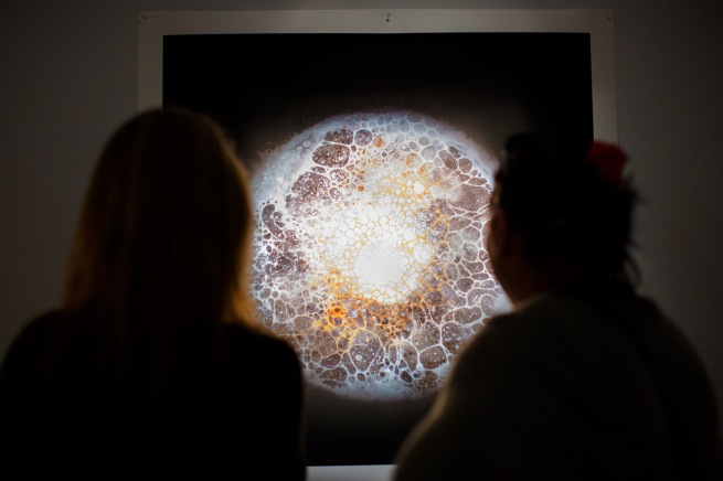 Opening of the exhibition'Deeper Darker Brighter' at Town Hall Gallery, Hawthorn Arts Centre, Melbourne
