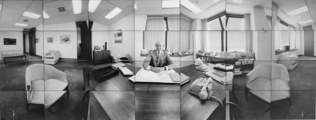John Williams(1933-2016) 'William McMahon, Australian Prime Minister' 1971-2