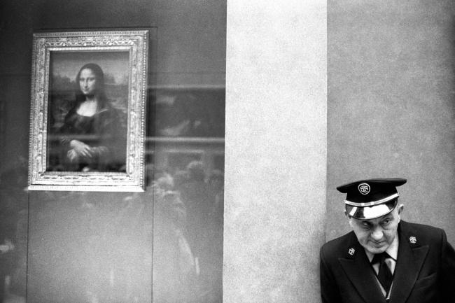 John Williams(1933- 2016) 'Louvre' 1975