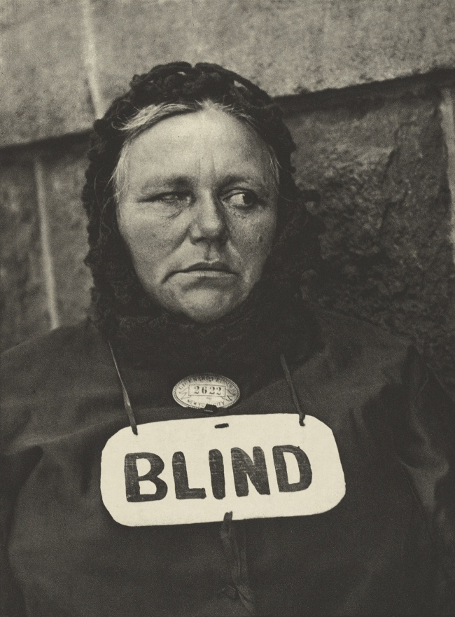 Paul Strand (American, 1890 - 1976) 'Photograph - New York' Negative 1916; print June 1917